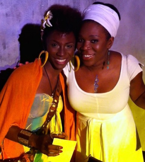 Meeting India Arie