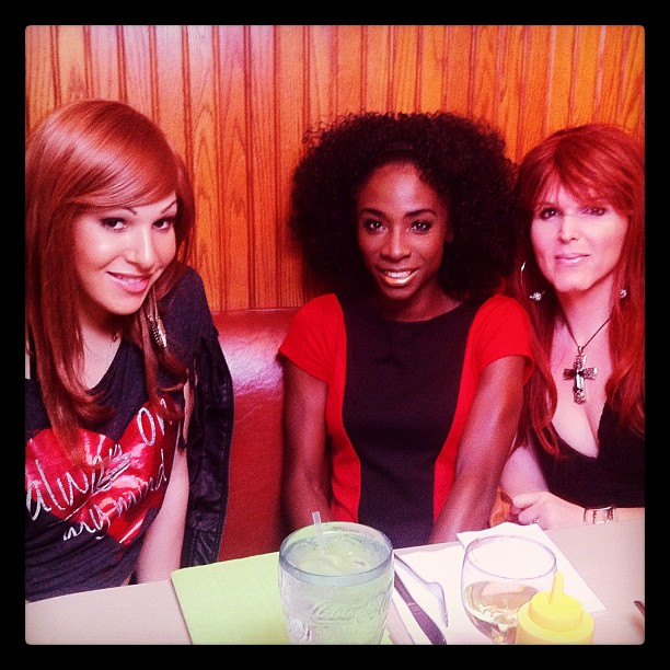 #GirlsLikeUs Ryder Morrison, Angelica Ross, and Sissy Debut