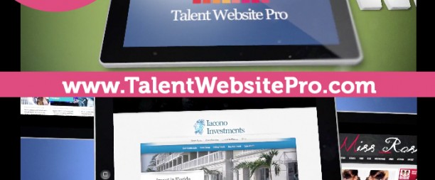 Talent Website Pro