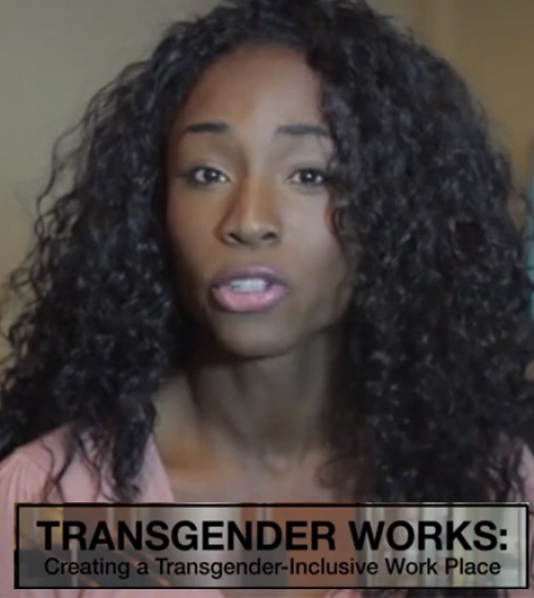 Transgender Works: Creating a Transgender-Inclusive Work Place