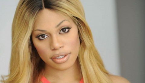 Laverne Cox at the Trans100 with Miss Ross Live