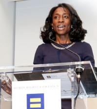 HRC Corporate Equality Index Awards Keynote Speaker Angelica Ross