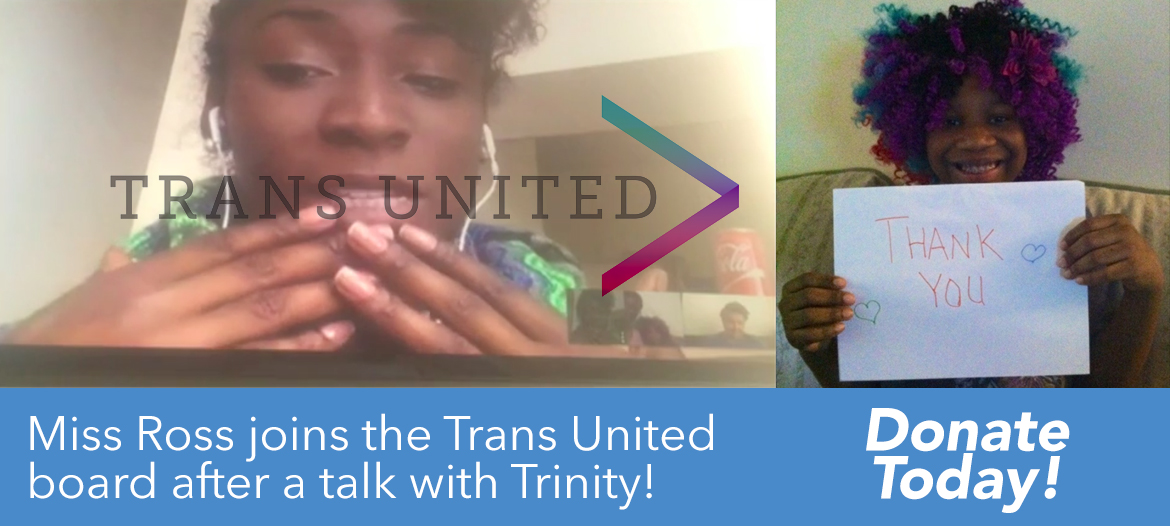 Miss Ross Joins Trans United Fund