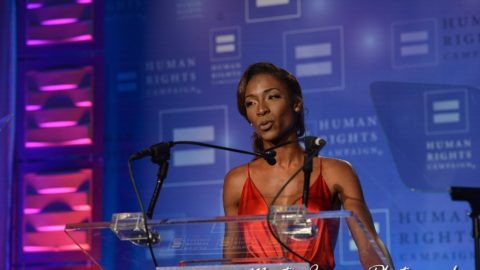 2016 Human Rights Campaign Visibility Award