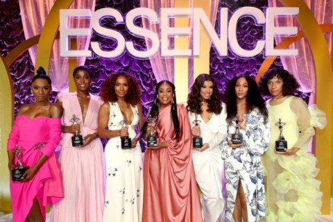 Angelica Ross and The Cast of Pose Honored as Essence Black Women in Hollywood